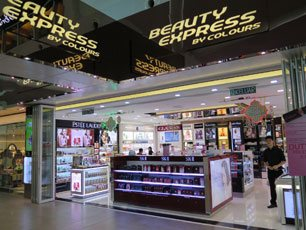 Beauty Express at KLIA2