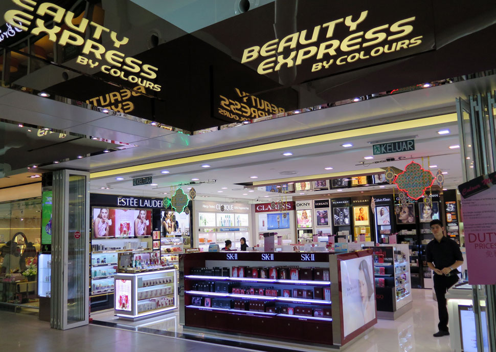 Beauty Express, KLIA2