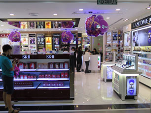 Beauty Express, Departure Hall, KLIA2 Main Terminal Building