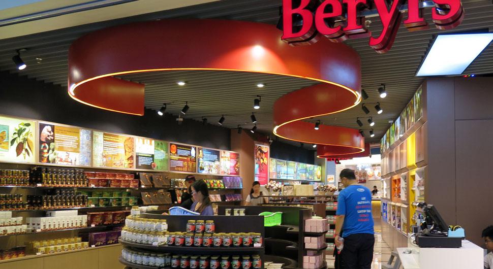 Beryl S Chocolate Factory