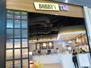 Bobby's Deli at KLIA2