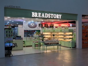 Bread Story at KLIA2