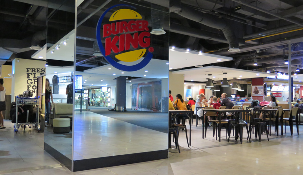 Burger King, KLIA2