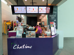 Chatime, Departure Hall, KLIA2 Main Terminal Building