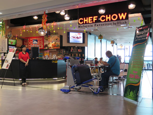 Chef Chow by D'f.i.s.h. at KLIA2