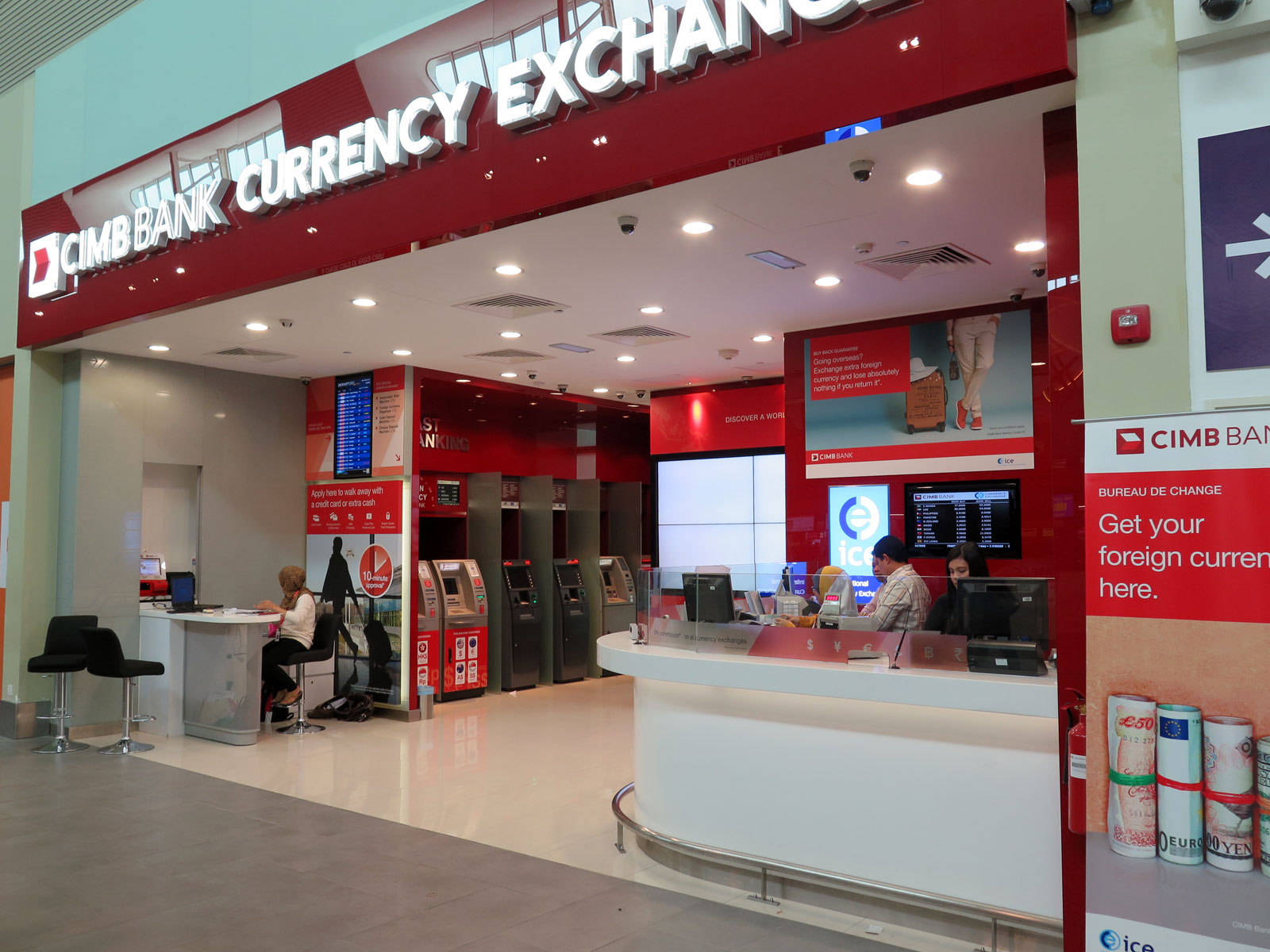 Cimb forex rate