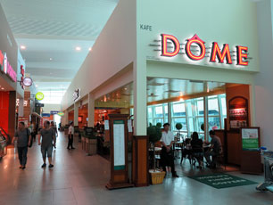 Dome Cafe, Departure Hall, KLIA2 Main Terminal Building