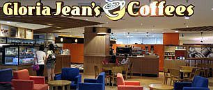 Gloria Jean's Coffees at KLIA2