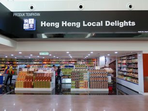 Heng Heng Local Delights at KLIA2