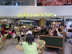 Hometown Hainan Coffee at KLIA2
