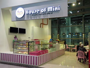 House of Mini at KLIA2