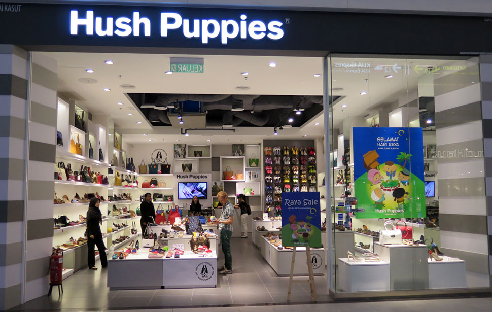 Hush Puppies, KLIA2