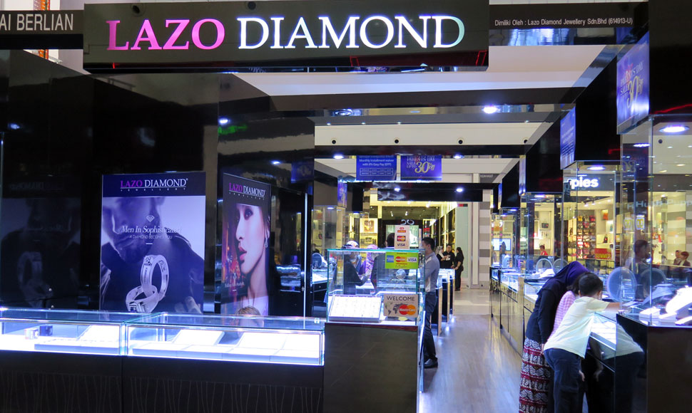 Lazo Diamond Jewellery, KLIA2