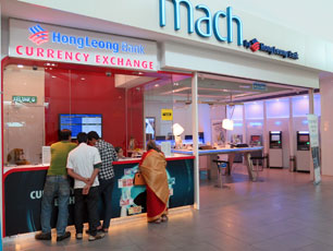 MACH By Hong Leong Bank, Departure Hall, KLIA2 Main Terminal Building
