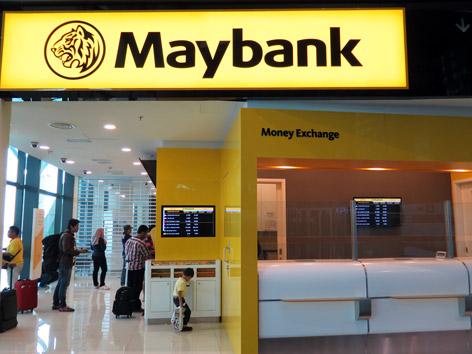 Forex exchange maybank