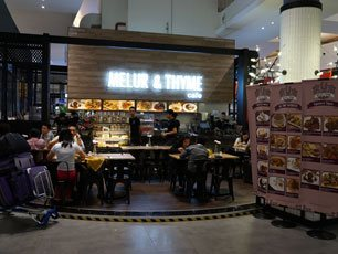 Melur & Thyme, Level 2, Gateway@KLIA2