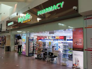 MyLife Healthcare at KLIA2