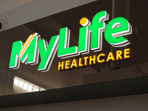 MyLife Healthcare, Departure Hall, KLIA2 Main Terminal Building