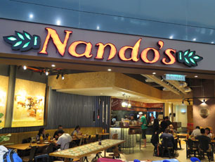 Nando's at KLIA2
