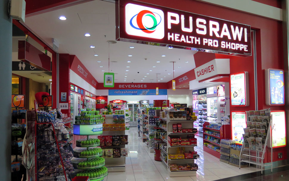 Pusrawi Pharmacy & Health-Pro, KLIA2