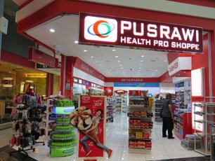 Pusrawi Pharmacy & Health-Pro at KLIA2