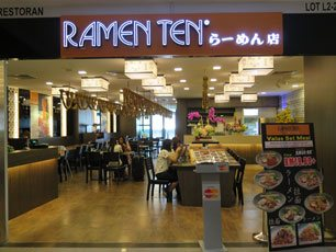 Ramen Ten at KLIA2