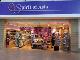 Spirit of Asia at KLIA2