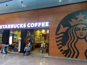 Starbucks Coffee at KLIA2