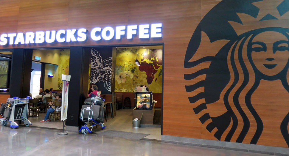 Starbucks Coffee, klia2