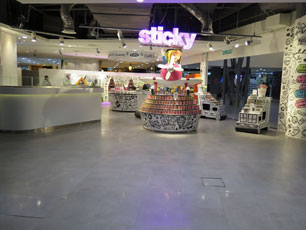 Sticky House at KLIA2
