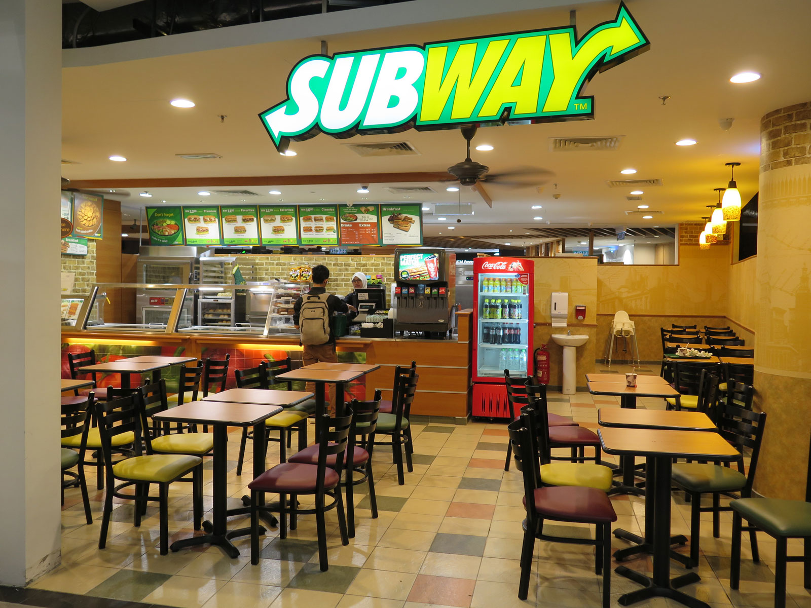 subway malaysia The sandwich chain has more than 40,000 locations, compared with mcdonald's 35,000 and while mcdonald's is struggling with lagging sales, subway is plotting an.