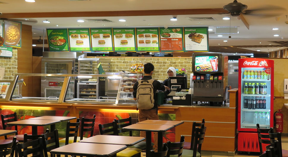subway malaysia Subway malaysia 150 likes 2 talking about this 83 were here fast food restaurant.