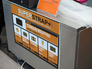 Super Strap+, Departure Hall, KLIA2 Main Terminal Building