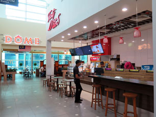 Tasty D'lites, Departure Hall, KLIA2 Main Terminal Building