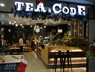 Tea Code Coffee, Level 2, Gateway@KLIA2