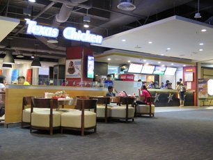 Texas Chicken at KLIA2
