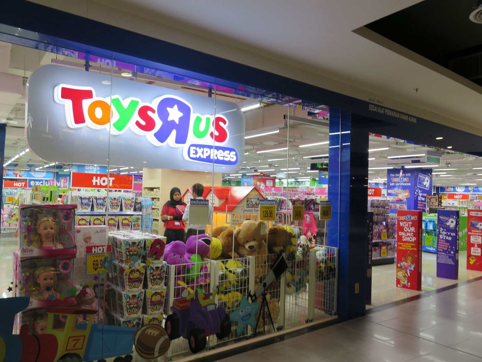 toys r us officially files for bankruptcy but it won 39 t be affecting outlets in malaysia. Black Bedroom Furniture Sets. Home Design Ideas
