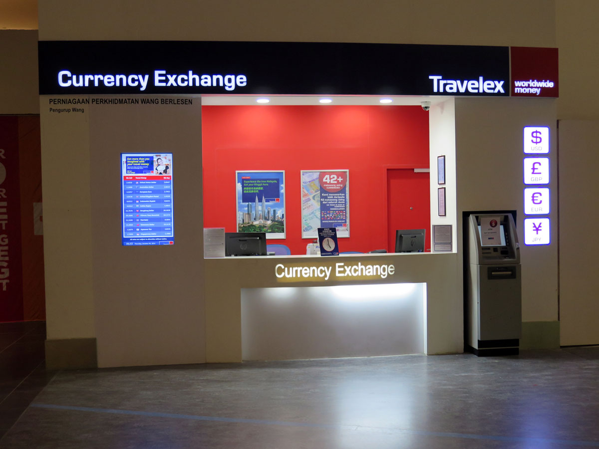 Cimb forex atm rate