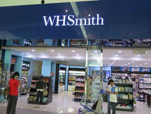 WHSmith at KLIA2