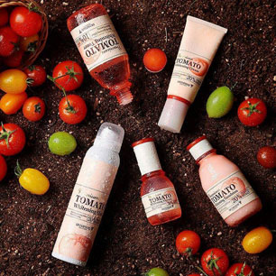 Tomato Whitening Products, Skin Food at KLIA2