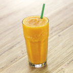 Starbucks Mango Passion Fruit Frappuccino Blended Juice Drink