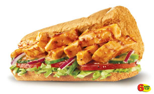 Chicken Teriyaki - Subway