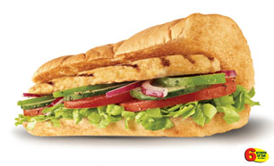 Roasted Chicken - Subway