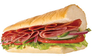 Spicy Italian - Subway