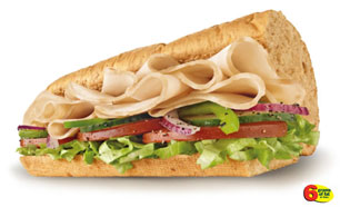 Turkey Breast - Subway