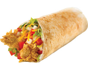 Tex Wrap - Texas Chicken