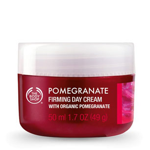 Pomegranate Firming Day Face Cream - The Body Shop