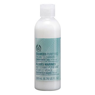 Seaweed Purifying Face Cleanser - The Body Shop