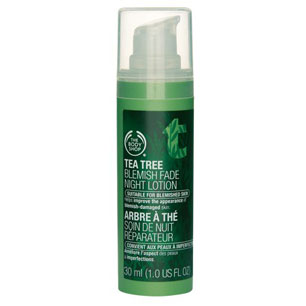 Tea Tree Blemish Fade Lotion - The Body Shop
