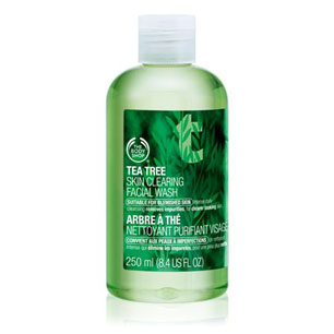 Tea Tree Skin Clearing Facial Wash - The Body Shop
